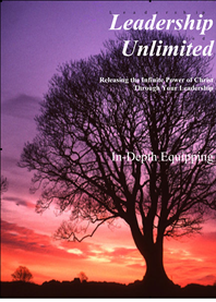 Leadership Unlimited indepth study cover